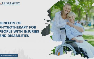 Benefits of Physiotherapy for People With Injuries & Disabilities