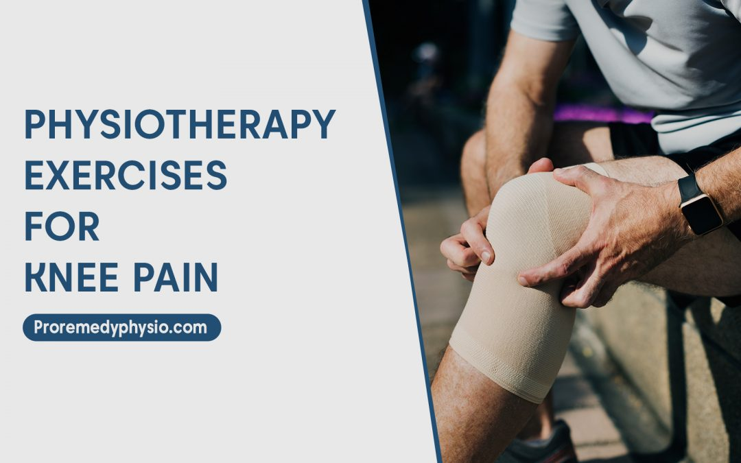 Physiotherapy Exercises for Knee Pain